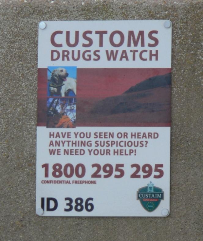 Drugs in Dunmoran?