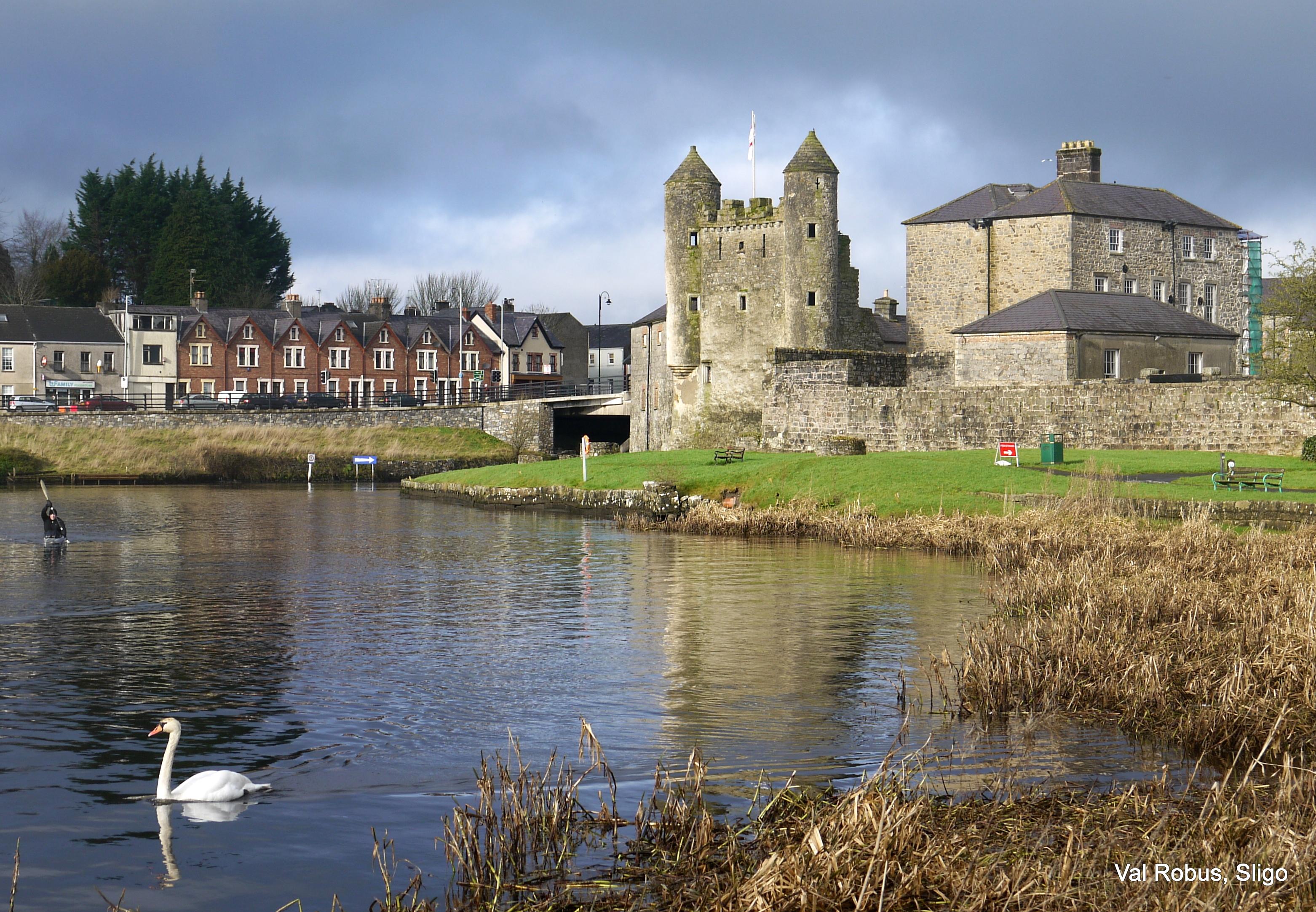 Wandering around Enniskillen