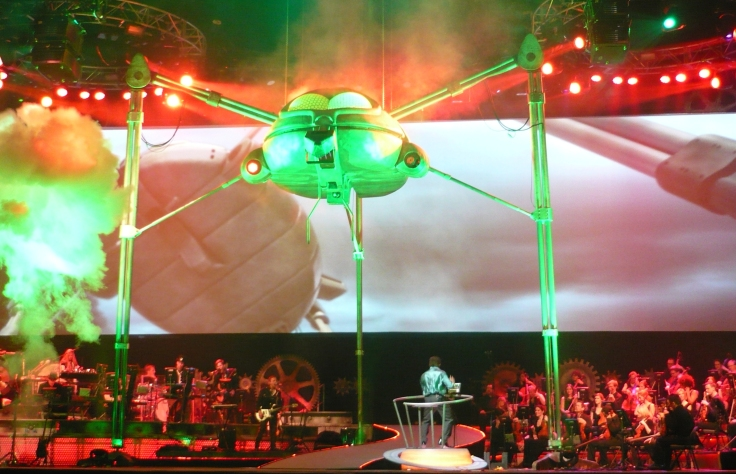 War Of The Worlds New Generation: Jeff Wayne's War Of The Worlds