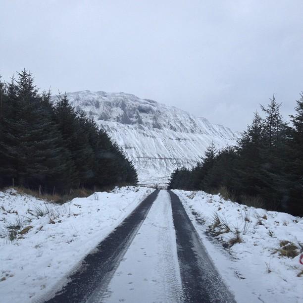 A Winter's Drive