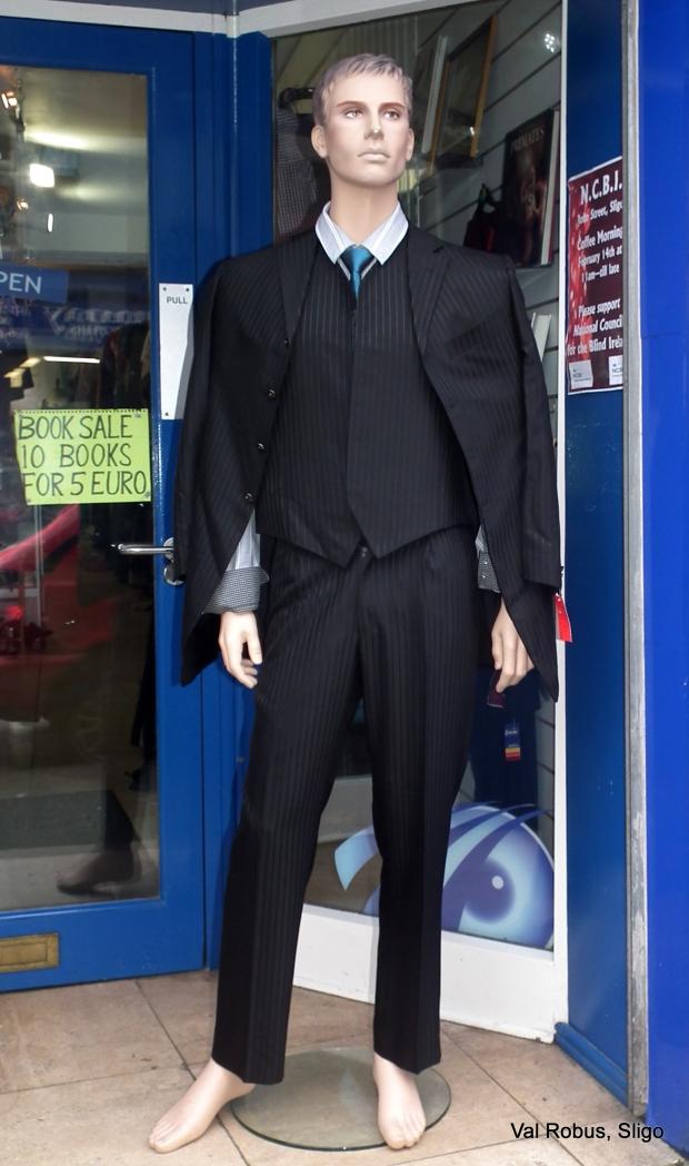 Shane Filan's suit