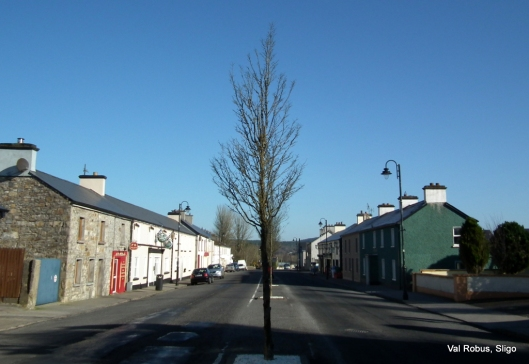 Coolaney village