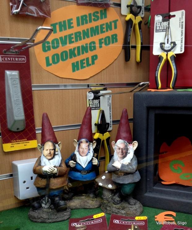 Government gnomes