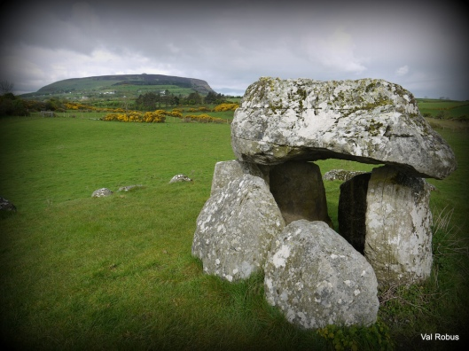 Knocknarea and Carrowmore Tombs