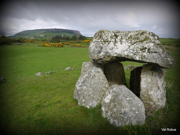 Knocknarea and Carrowmore Tombs
