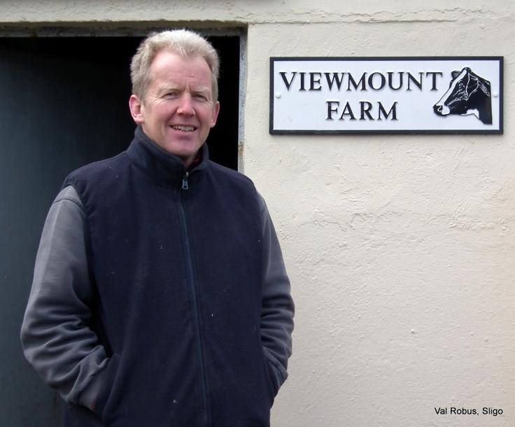 Vincent at Viewmount Farm