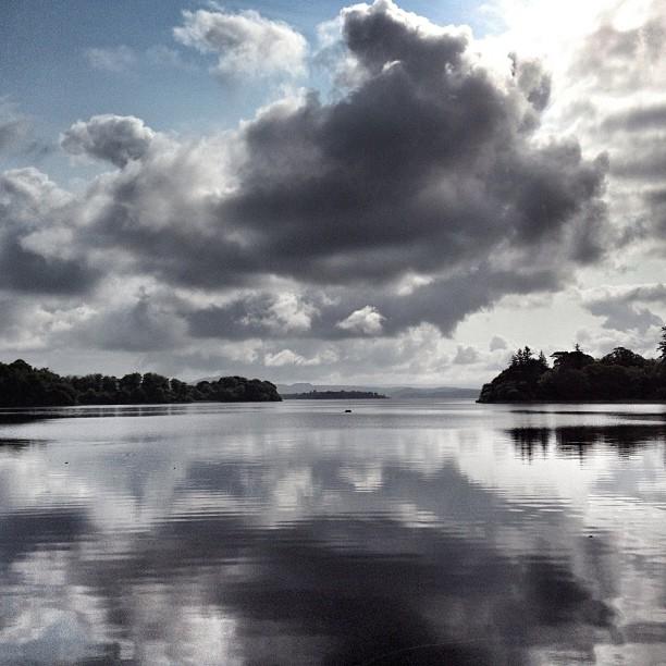 Sligo clouds