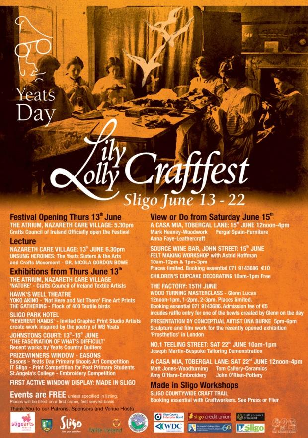 craftfestposter
