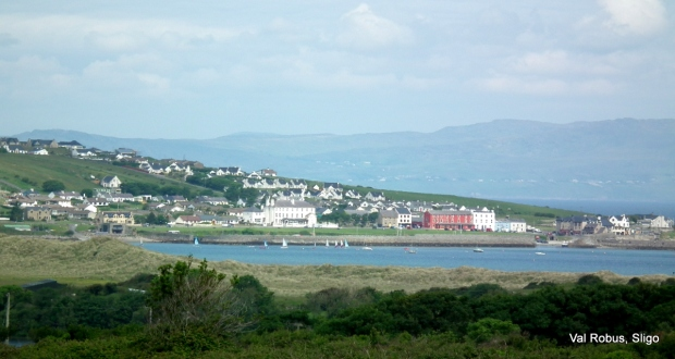 View of Mullaghmore