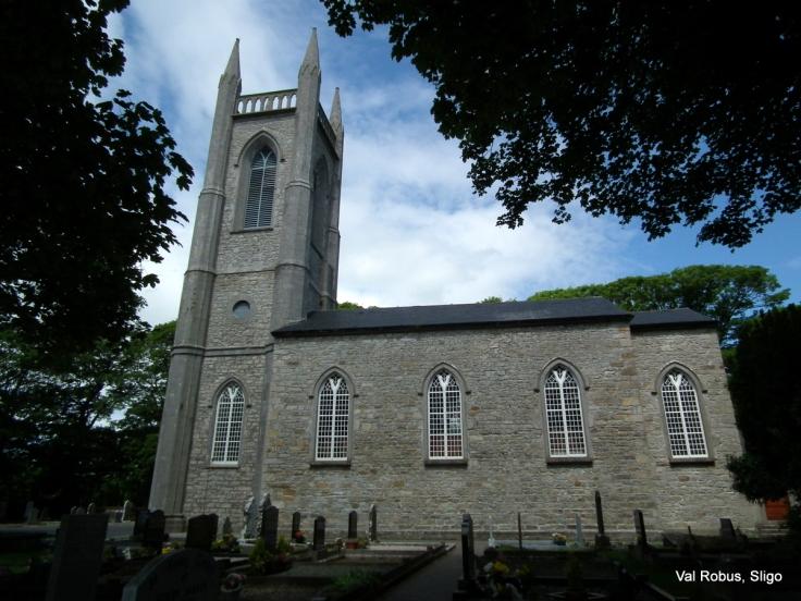 Drumcliff Church