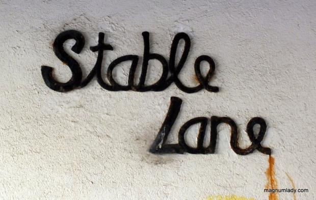 Stable Lane