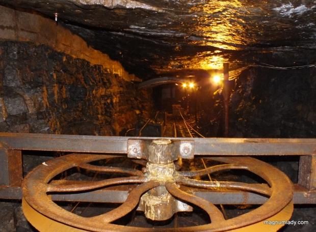 Coal carts