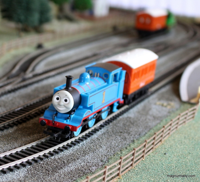 Thomas the track engine
