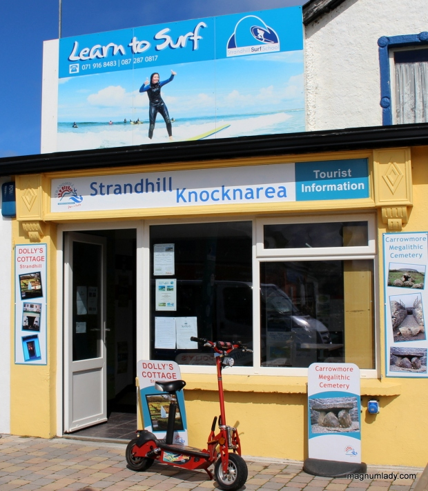 Strandhill Knocknarea Tourist Office