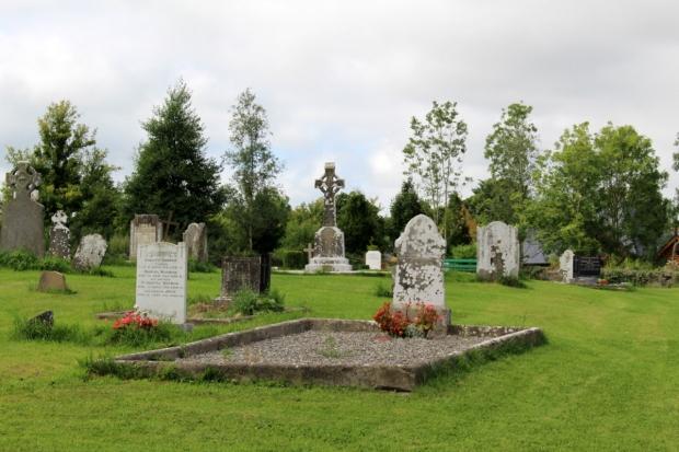 Spud graveyard?