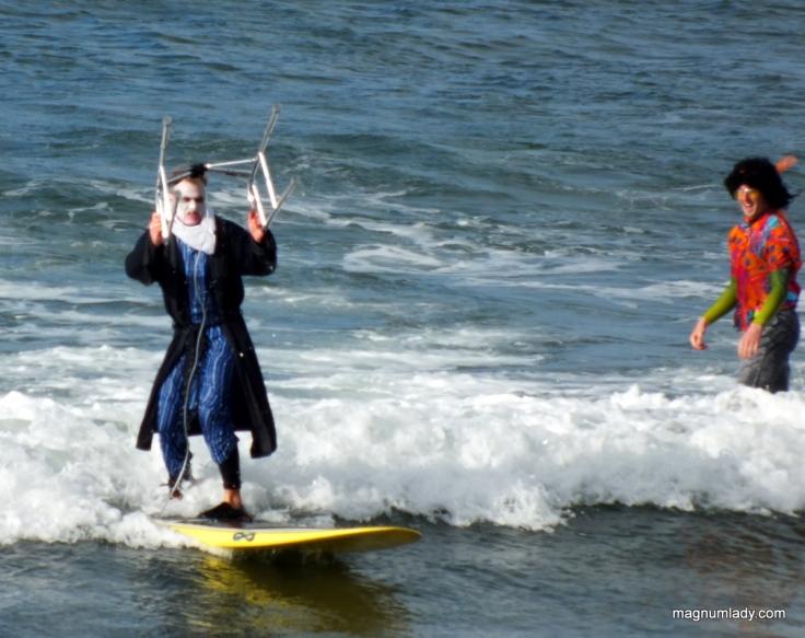Surfing Sligo Style