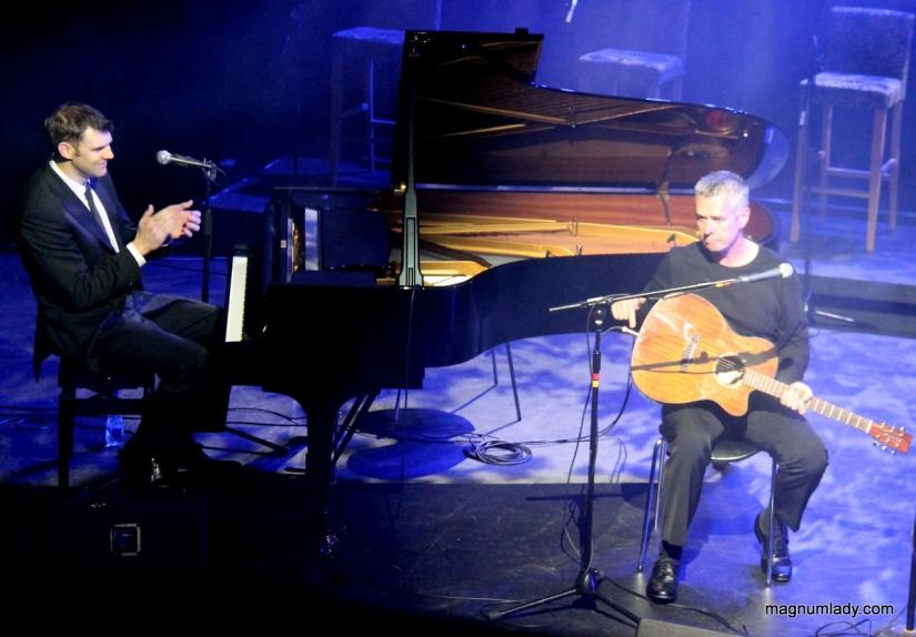 Kieran Quinn and Joe Hunt