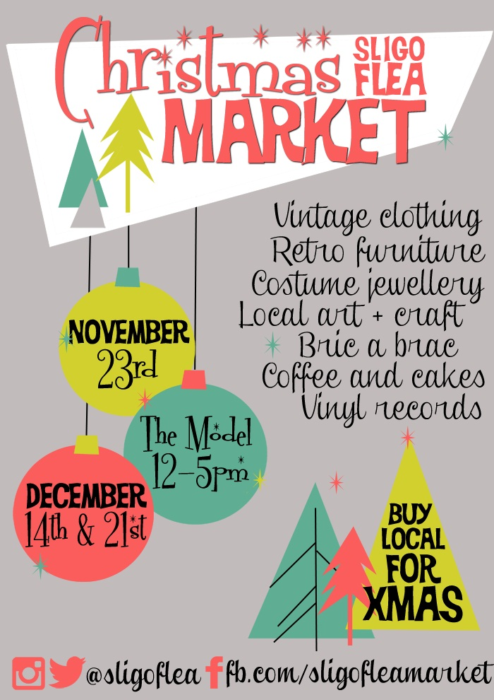 Sligo Flea Market With Bells On This Christmas At The Model