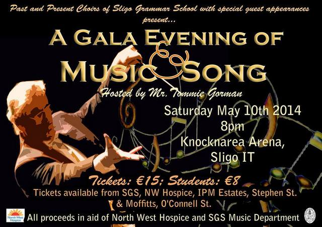 Gala Evening of Music and Song