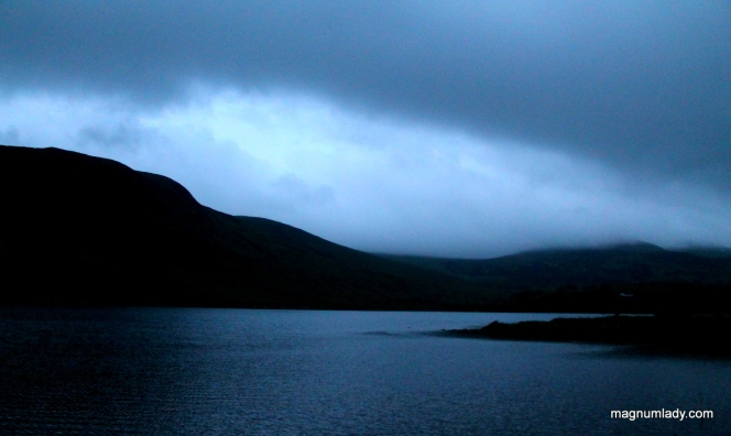 Misty Lough Talt