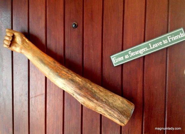 Yeats Door