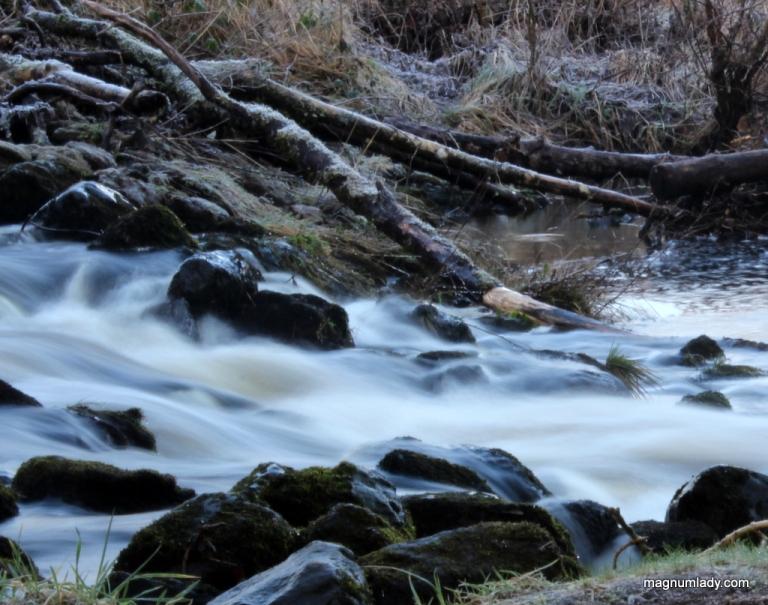 Coolaney river