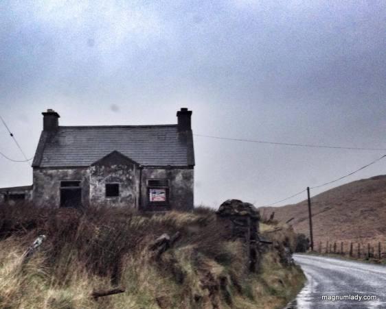 Connemara cottage