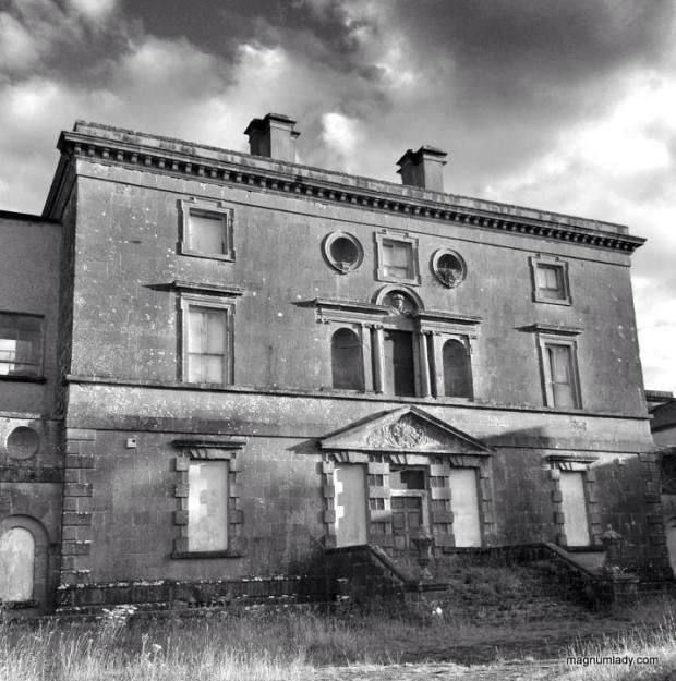 Hazelwood House