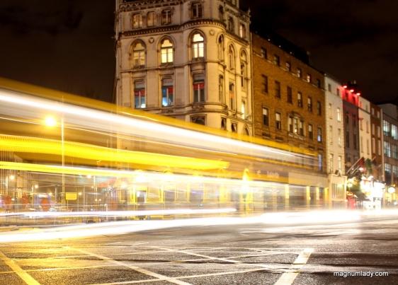 Dublin rush hour