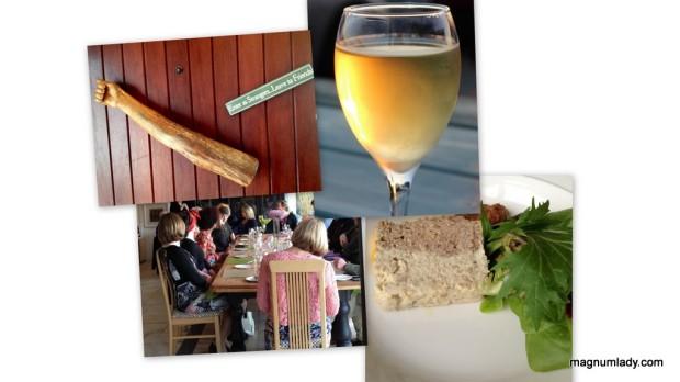 Food and wine night