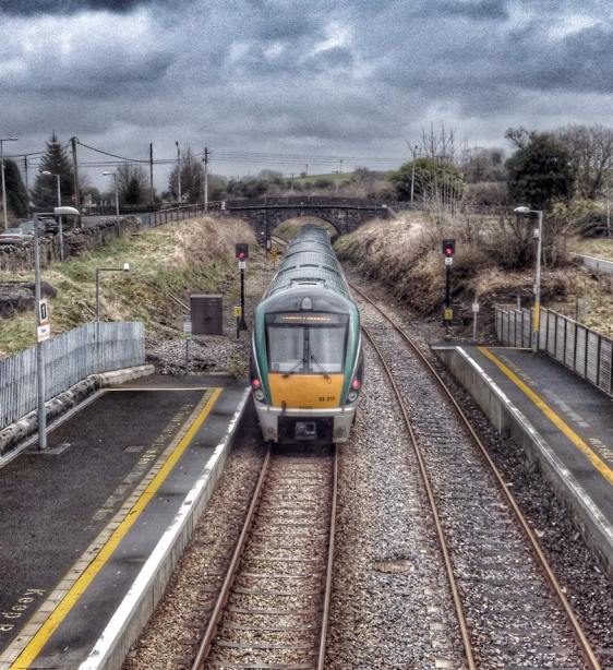 Irish Rail train