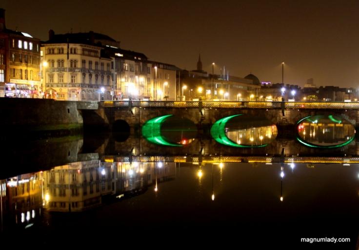 River Liffey Reflections