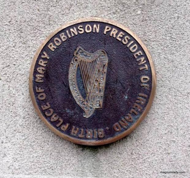 Mary Robinson's Home