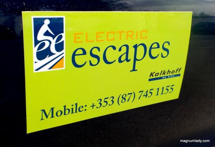 Electric Escapes