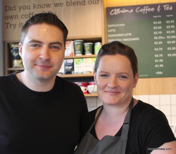 Mark and Jo