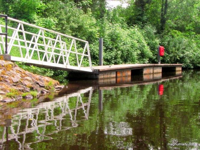 Lough Allen Canal Reflections