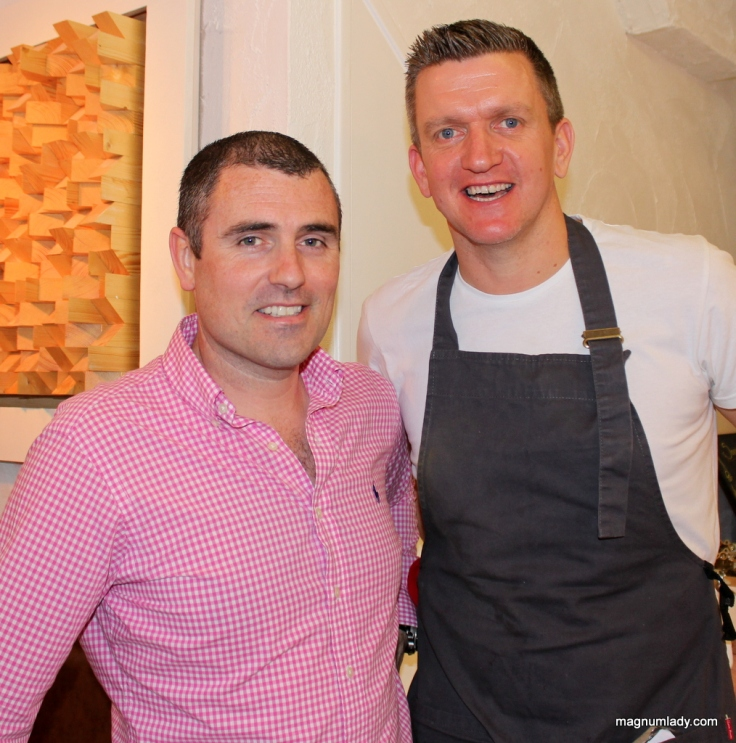 Paddy Sweeney and David Dunne