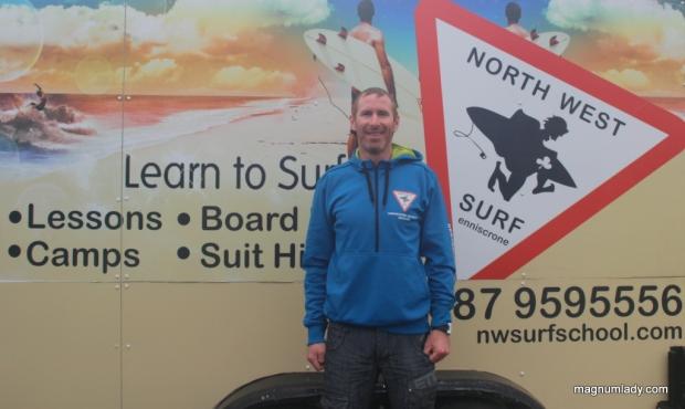 Shane - North West Surf School