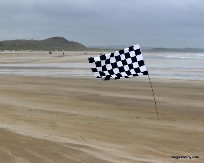 Surf flag