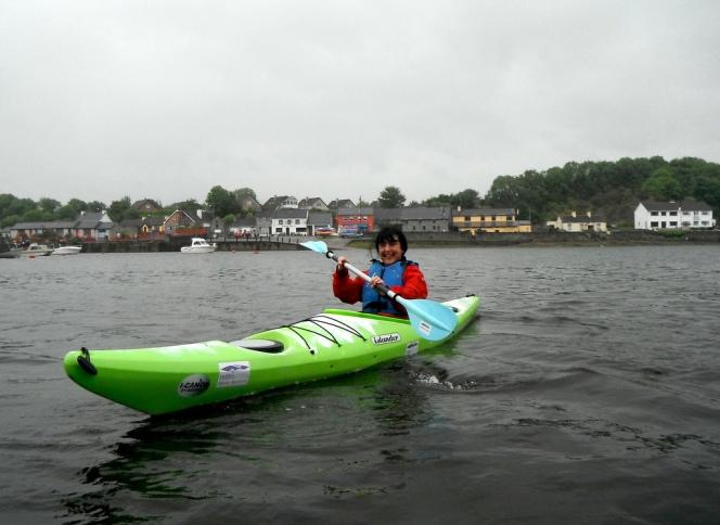 Kayaking in Ballina