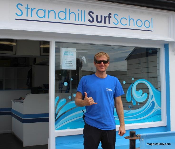Strandhill Surf School