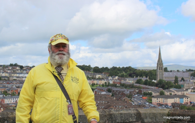 John the tour guide