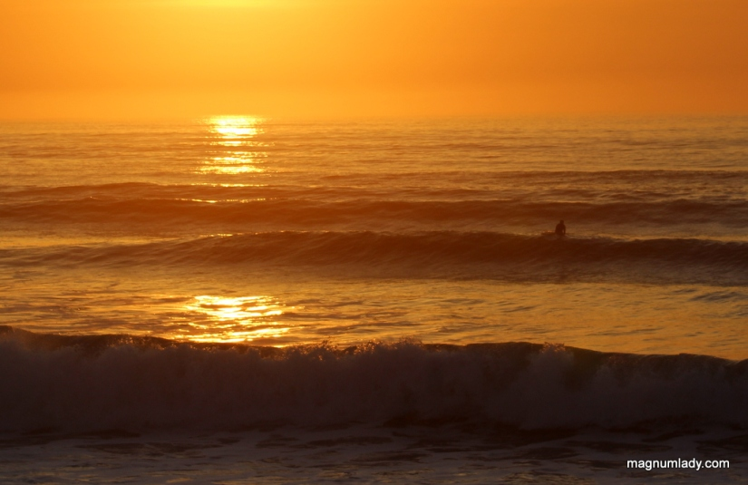Strandhill sunset