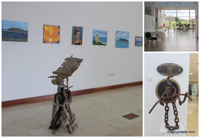 Arts Centre, Erris