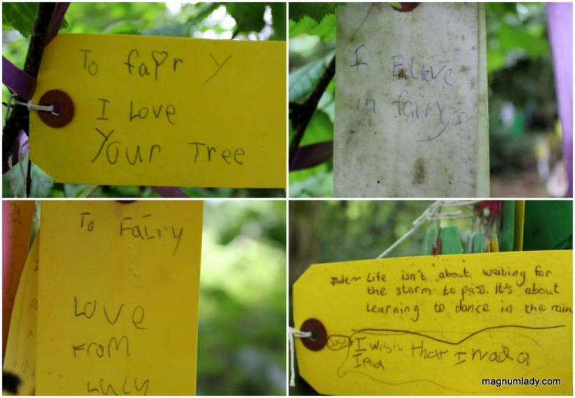 Fairy messages