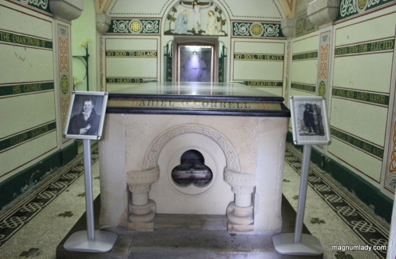 Daniel O'Connell's Crypt