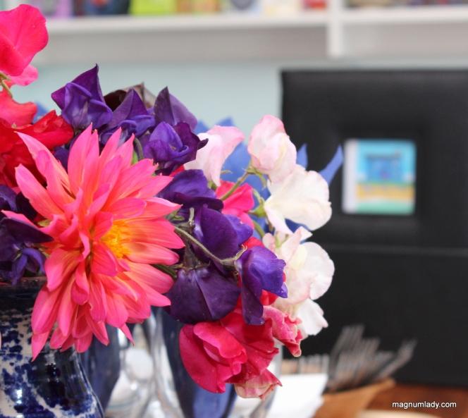 Sligo Garden Flowers