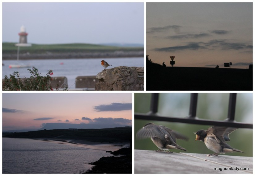 Early morning in Rosses Point