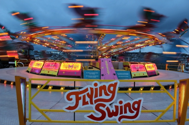 Flying Swing