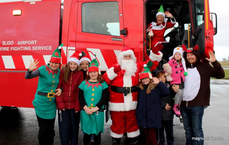 Strandhill People's Market Christmas